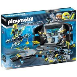 Playmobil Sport Action - Centrul de Comanda Dr Drone