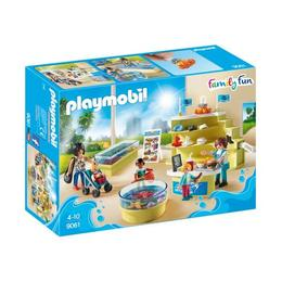 Playmobil Family Fun - Magazin acvariu