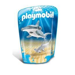 Playmobil Family Fun - Rechin-ciocan cu pui