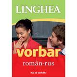 Vorbar roman-rus, editura Linghea
