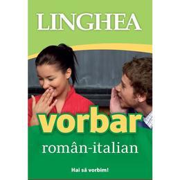 Vorbar roman-italian, editura Linghea