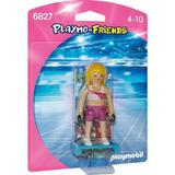 Playmobil Figurines - Figurina instructor fitness
