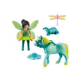 Playmobil Fairies - Zana cu calul sau