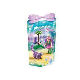 Playmobil Fairies - Zana cu animale prietenoase