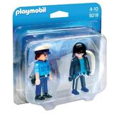 Playmobil City Action - Politist si hot