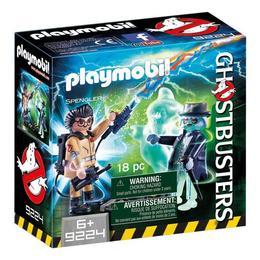 Playmobil Ghostbusters - Spengler si fantoma