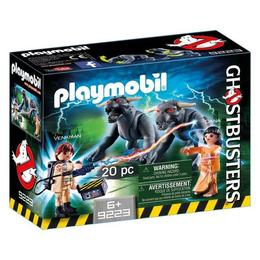 Playmobil Ghostbusters - Venkman si caini infricosatori