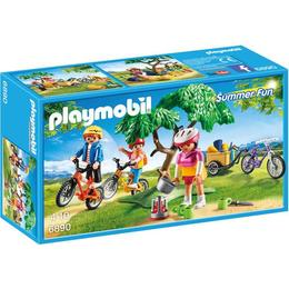 Playmobil Summer Fun - Excursie pe biciclete