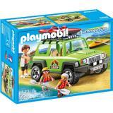 Playmobil Summer Fun - Vehicul de tren