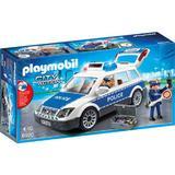 Playmobil City Action - Masina de politie cu lumina si sunete
