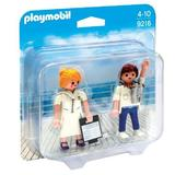 Playmobil Family Fun - Ofiteri nava de croaziera