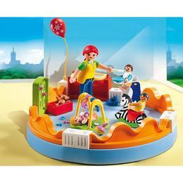 Playmobil City Life - Grup de joaca