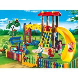 Playmobil City Life - Loc de joaca pentru copii