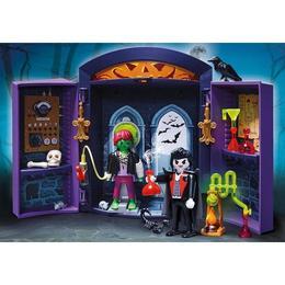 Playmobil History - Cutie de joaca - Casa bantuita