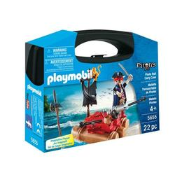 Playmobil Pirates - Set portabil - pluta piratilor
