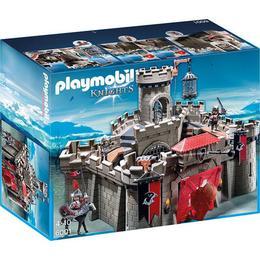 Playmobil Knights - Castelul Cavalerilor soimi