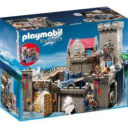 Playmobil Knights - Castelul Regal Cavalerilor Lei