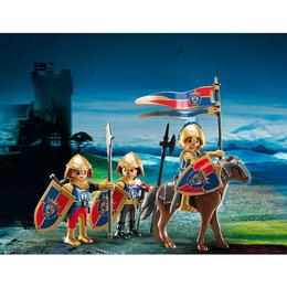 Playmobil Knights - Cavaleri regali