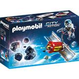 Playmobil City Action - Super distrugatorul de meteoriti este gata de atac!