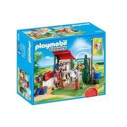 Playmobil Country - Statie de ingrijire cai