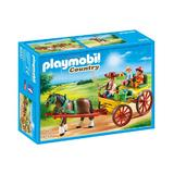 Playmobil Country - Trasura cu cal