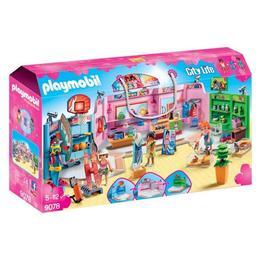 Playmobil City Life - Centru comercial