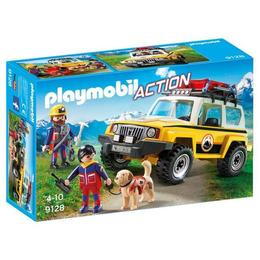 Playmobil Sports Action - Salvatori montani cu camion