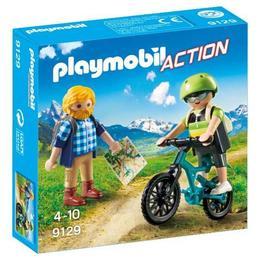 Playmobil Sports Action - Biciclist si calator