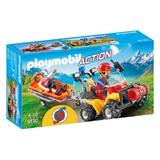 Playmobil Sports Action - Salvatori montani cu targa