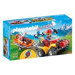 Playmobil Sports Action - Salvatori montani cu targa