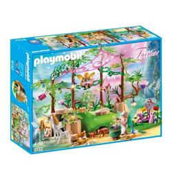 Playmobil Fairies - Padurea magica cu zane
