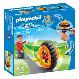 Playmobil Sports Action - Titirez portocaliu