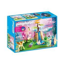 Playmobil Fairies - Fantana fermecata a zanelor