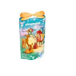 Playmobil Fairies - Zana cu caprioare