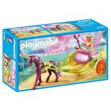 Playmobil Fairies - Trasura cu unicorn si zane
