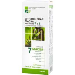 Masca Intensiva impotriva Caderii Parului cu 7 Uleiuri, Arginina si Proteine Elfa Pharm, 200ml