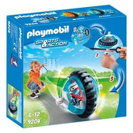 Playmobil Sport Action - Titirez albastru