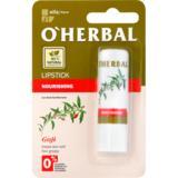 Balsam Nutritiv pentru Buze cu Extract de Goji O'Herbal, 4.8g