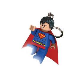 Breloc cu lanterna LEGO Superman (LGL-KE39)