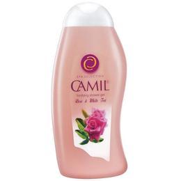 Gel de dus tonifiant cu trandafiri 500 ml - Camil Spa