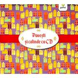 Pachet Craciun CD7: Povesti si colinde cu CD, editura Gama