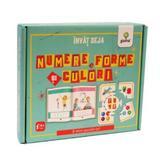 Invat deja - Numere, forme si culori, editura Gama