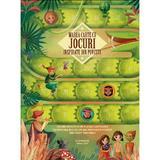 Marea carte cu jocuri inspirate din povesti - Anna Lang, editura Didactica Publishing House