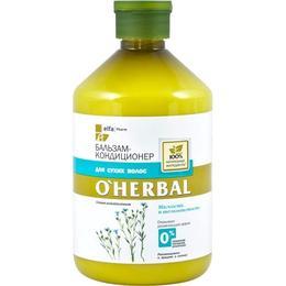 Balsam Hidratant si Emolient pentru Par Uscat O'Herbal, 500ml