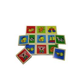 Joc din lemn Bingo, varsta 3 ani+ - Disney Toy