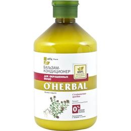 Balsam pentru Protectia Culorii Parului Vopsit O'Herbal, 500ml