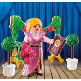Playmobil Figurines - Este ziua premierii celei mai bune celebritati ale fetitei.