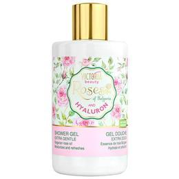 Gel de dus cu ulei de trandafiri si acid hialuronic - Aroma Therapy SPA 250 ml