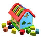 Casuta sortator forme si culori cu numaratoare - Simba Toys