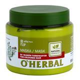 Masca pentru Protectia Culorii Parului Vopsit O'Herbal, 500ml